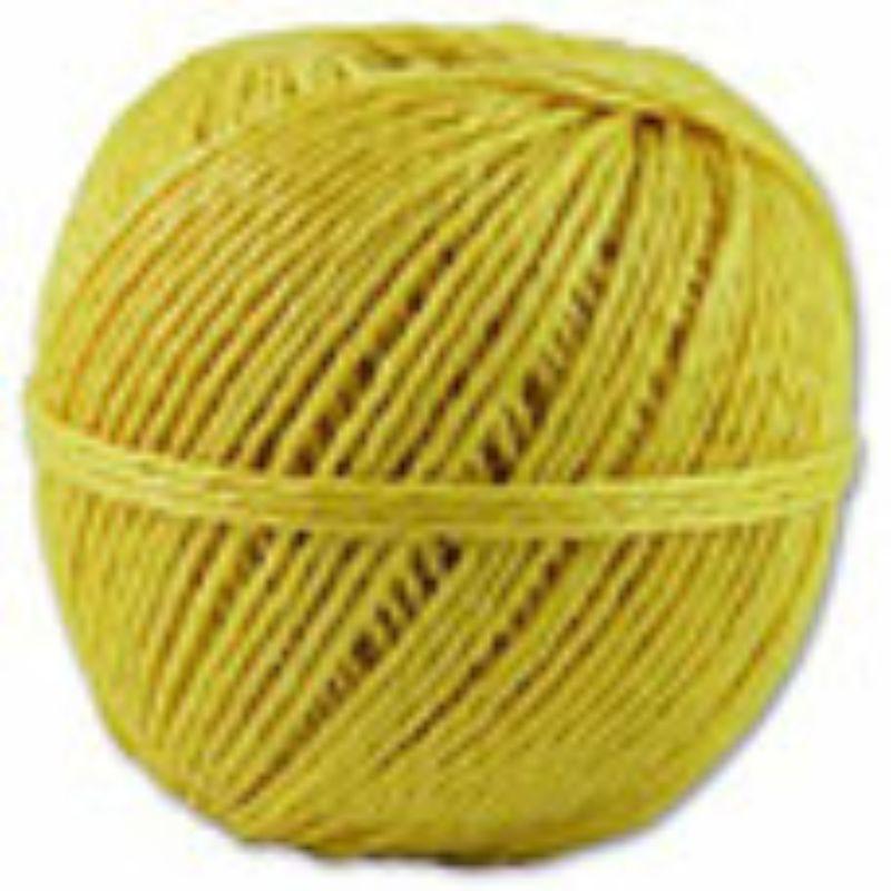 spago-colore-giallo-plastificato
