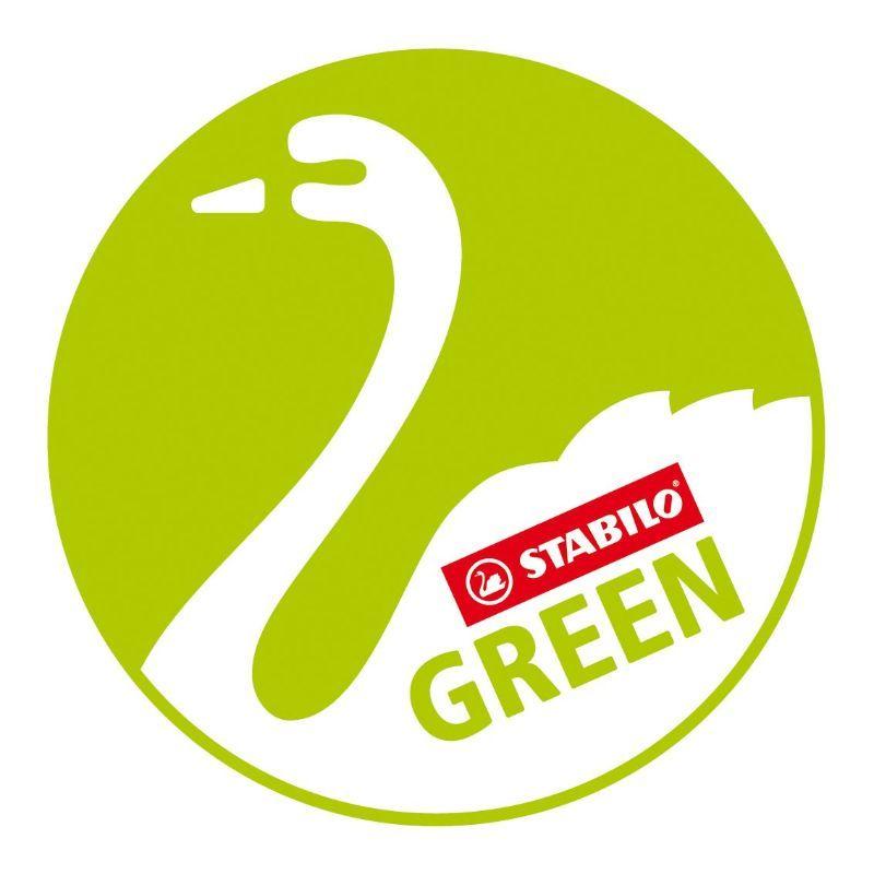 pastelli-colorati-stabilo-green-color-da-24