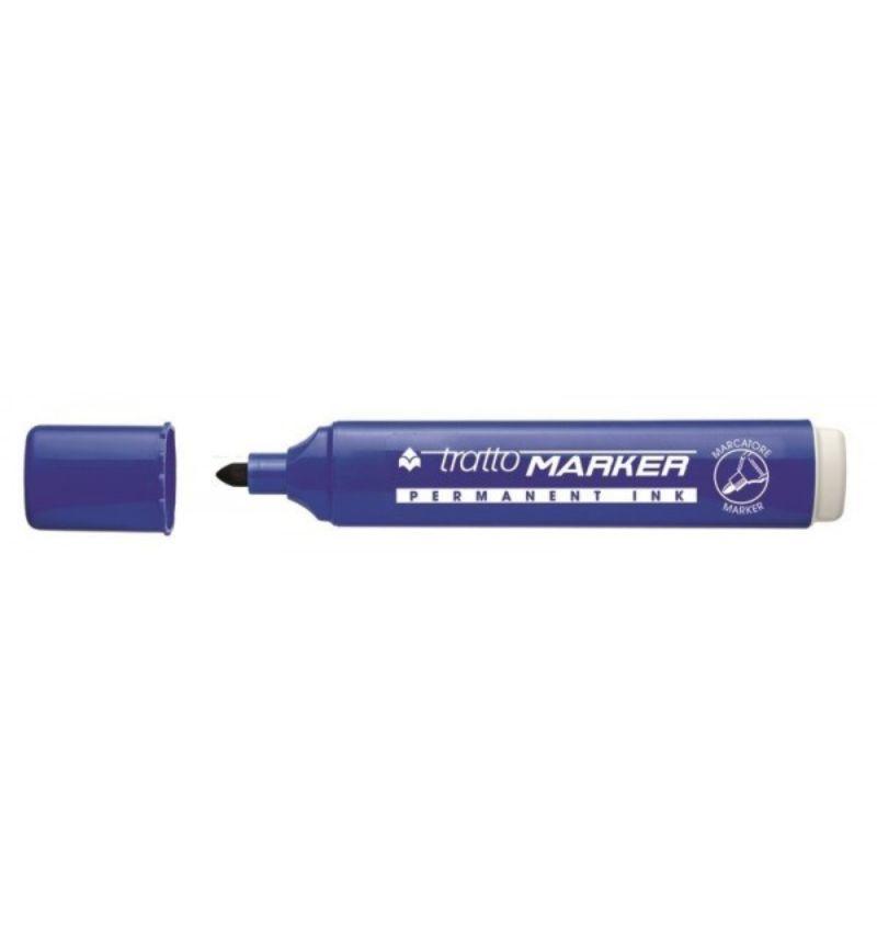 tratto-marker-punta-tonda-blu