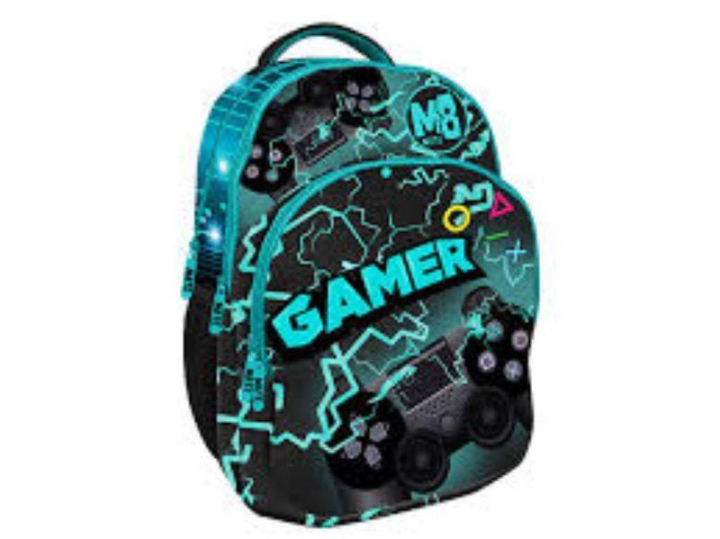 zaino-m8-nero-azzurro-gamer
